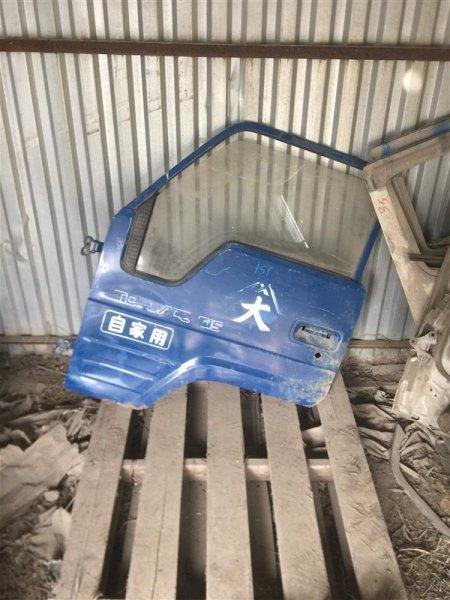 Дверь Toyota Dyna LY61 3L 1990 передняя левая