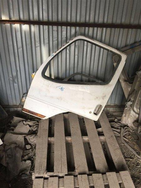 Дверь Mitsubishi Canter FE63EEV 4M51 2001 передняя левая