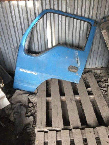 Дверь Isuzu Elf NKR71 4HG1 1998 передняя левая