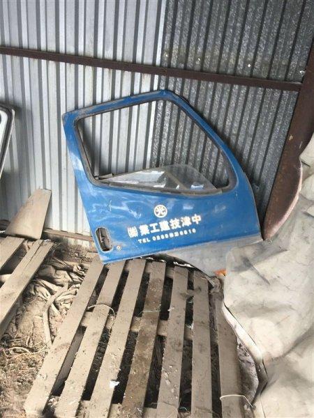 Дверь Mitsubishi Canter FB501B 4M40 1998 передняя правая