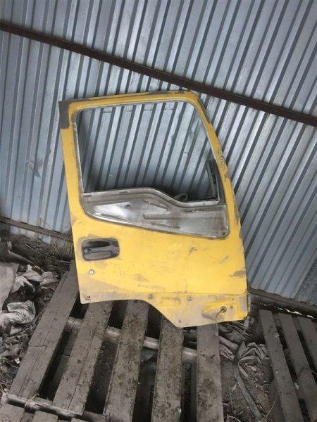 Дверь Isuzu Forward FRR33K 6HH1 1998 передняя правая