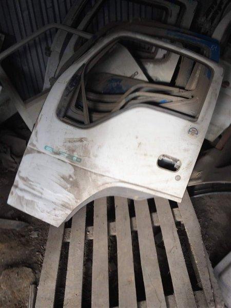 Дверь Isuzu Elf NKR66L 4HF1 1994 передняя левая