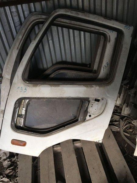 Дверь Mitsubishi Fuso FK61FK 6M60T 2000 передняя левая