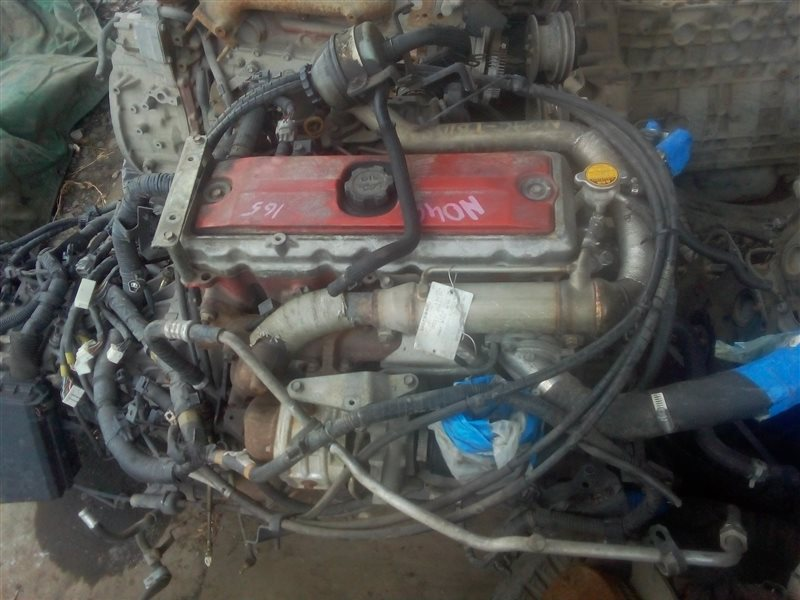 Двигатель Hino Dutro XZU414 N04C 2004