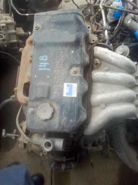 Двигатель Mitsubishi Canter FE51CBT 4D33 1999