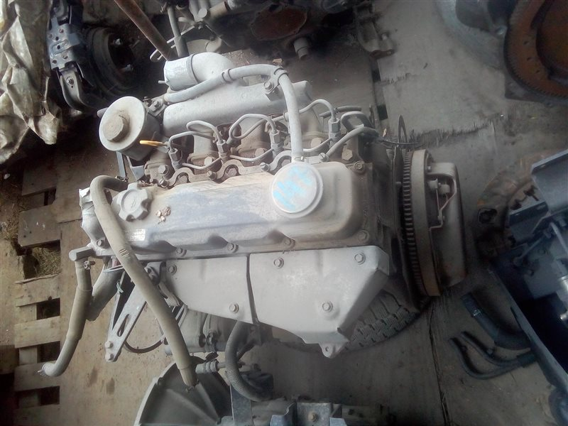 Двигатель Nissan Atlas P4F23 TD27 1996