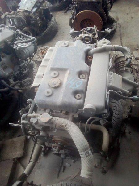 Двигатель Mazda Titan WGEAH TF 2000