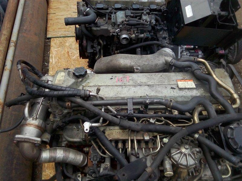 Двигатель Hino Ranger FD8JKW J08E 2006