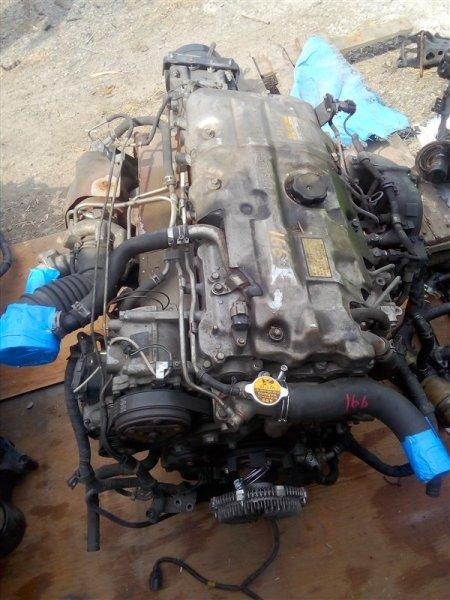 Двигатель Mitsubishi Canter FE83DY 4M50 2009