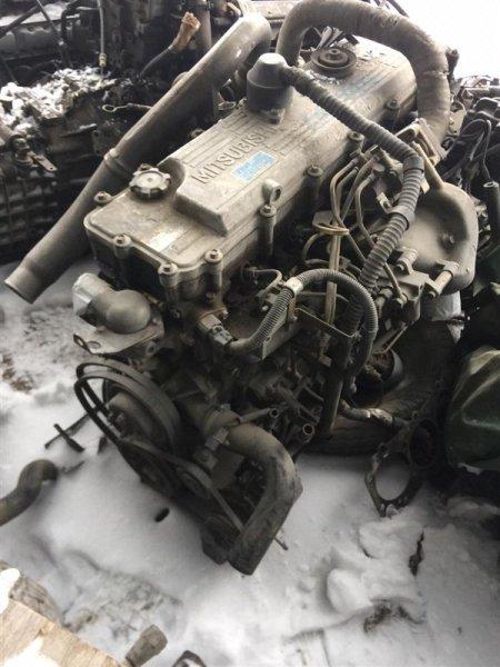 Двигатель Mitsubishi Fuso FK61FK 6M60T 2000