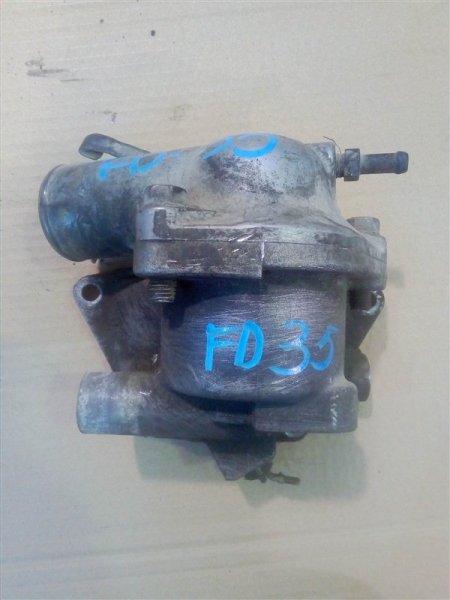 Корпус термостата Nissan Atlas H40 FD35 1991