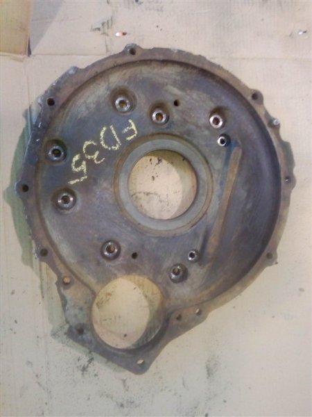 Крышка двигателя Nissan Atlas H40 FD35 1991 задняя