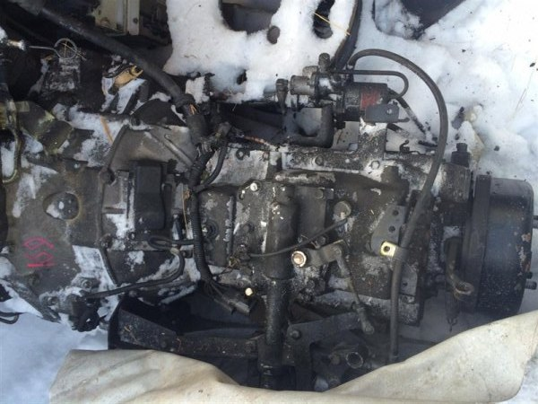 Мкпп Isuzu Forward FRR34L 6HK1 2004