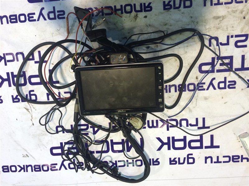 Монитор заднего вида Isuzu Forward FRR90 4HK1 2011