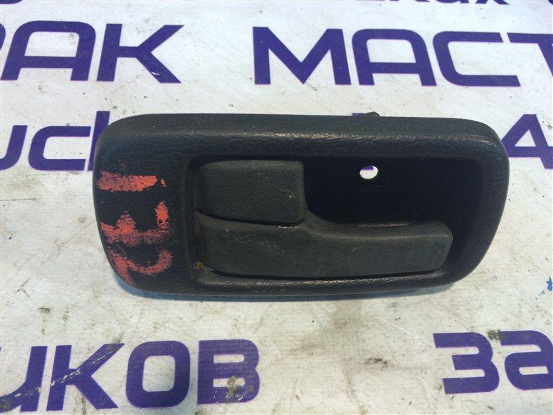 Ручка двери внутренняя Isuzu Forward FRR90 4HK1 2011 передняя левая