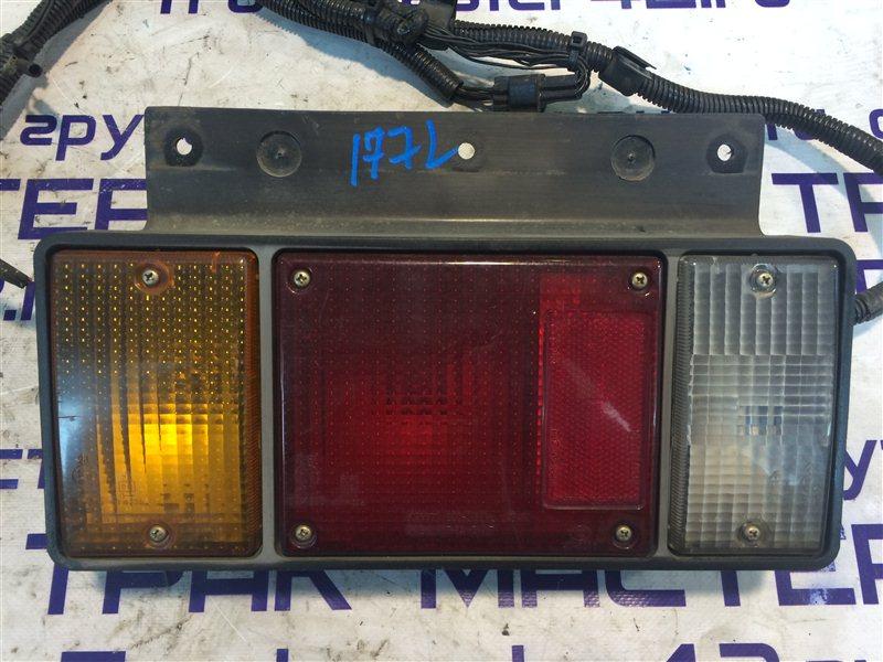 Стоп-сигнал Isuzu Elf NPR72GY 4HJ1 2001 задний левый