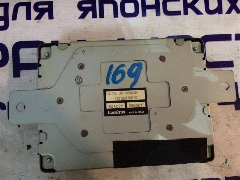 Блок управления Isuzu Forward FRR34L 6HK1 2004