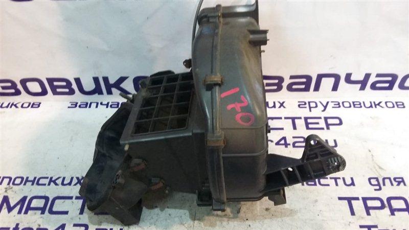 Корпус мотора печки Toyota Dyna XZU411 S05D 2002