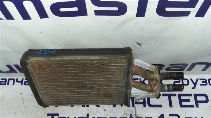 Радиатор печки Mitsubishi Fuso FK618EZ 6D17 1995