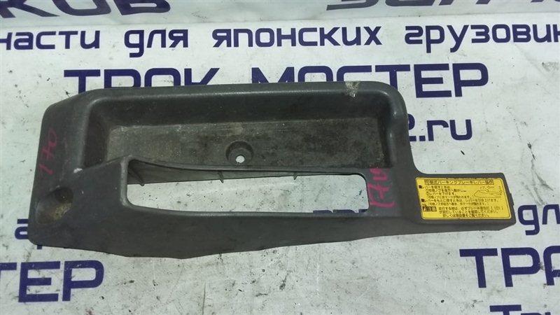 Консоль ручника Toyota Dyna XZU411 S05D 2002