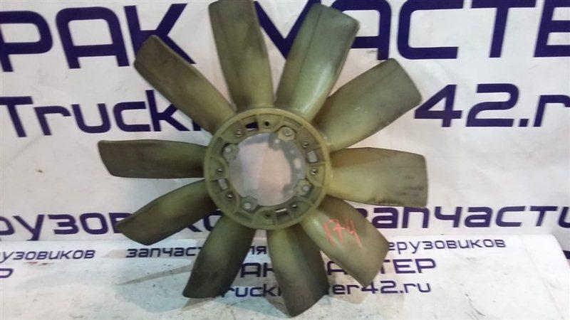 Крыльчатка вентилятора Nissan Diesel MK35C J05D 2007