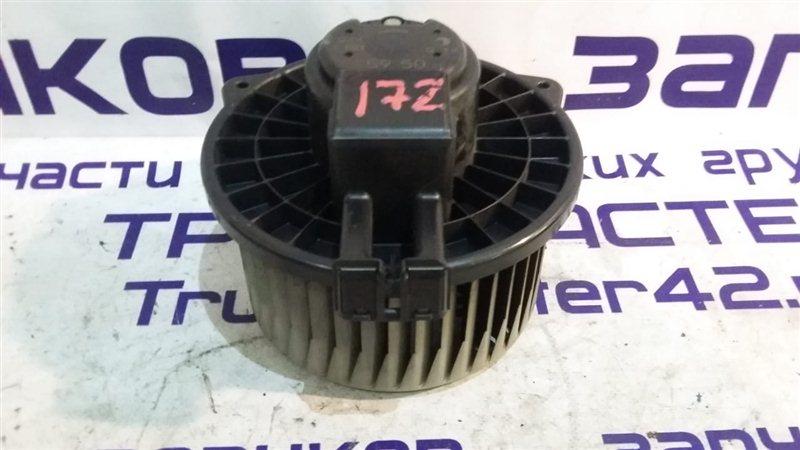 Мотор печки Isuzu Forward FRR90 4HK1 2011