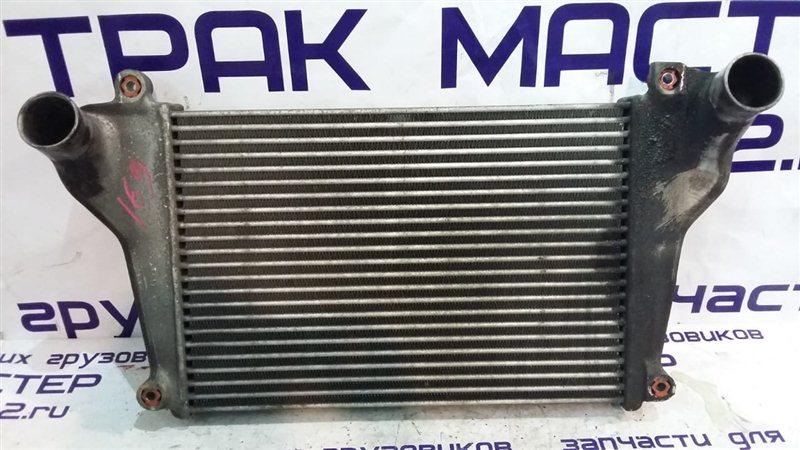 Радиатор интеркулера Isuzu Forward FRR34L 6HK1 2004