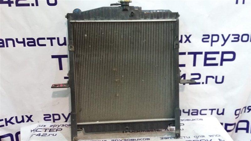 Радиатор охлаждения двигателя Nissan Diesel MK35C J05D 2007