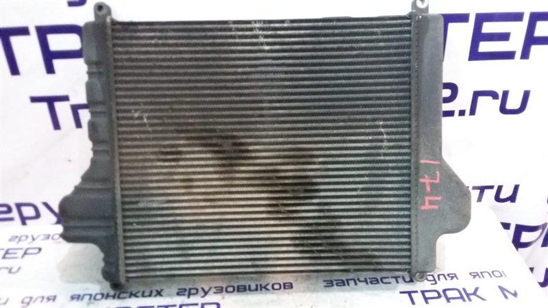 Радиатор интеркулера Nissan Diesel MK35C J05D 2007