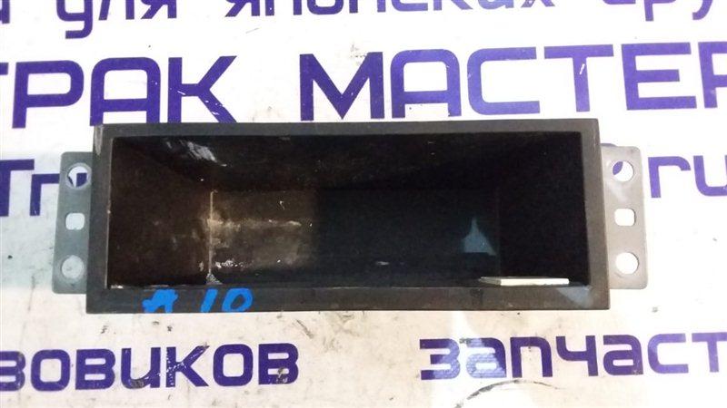 Пластик панели кабины ( кармашек) Isuzu Elf NPR85 4JJ1 2008