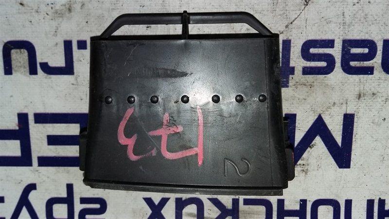Воздуховод салона Isuzu Elf NPR85 4JJ1 2008