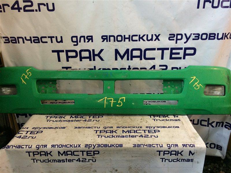 Бампер Isuzu Forward FRR34 6HF1 ГАЗ 2007