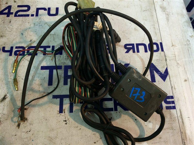 Провод для камеры заднего хода Isuzu Elf NPR85 4JJ1 2008
