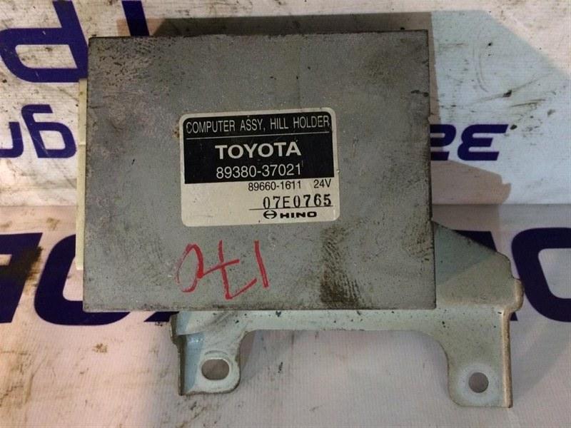 Блок управления Toyota Dyna XZU411 S05D 2002