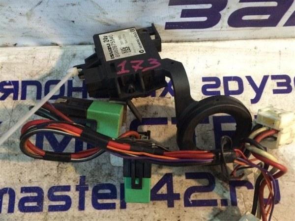 Блок управления электронной противоугонкой Isuzu Elf NPR85 4JJ1 2008