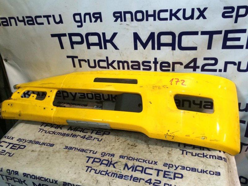 Бампер Isuzu Forward FRR90 4HK1 2011 передний