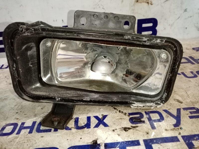 Фара противотуманная Toyota Dyna XZU411 S05D 2002 передняя левая