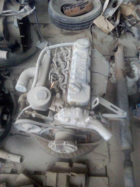 Двигатель Nissan Atlas P4F23 TD27 1995