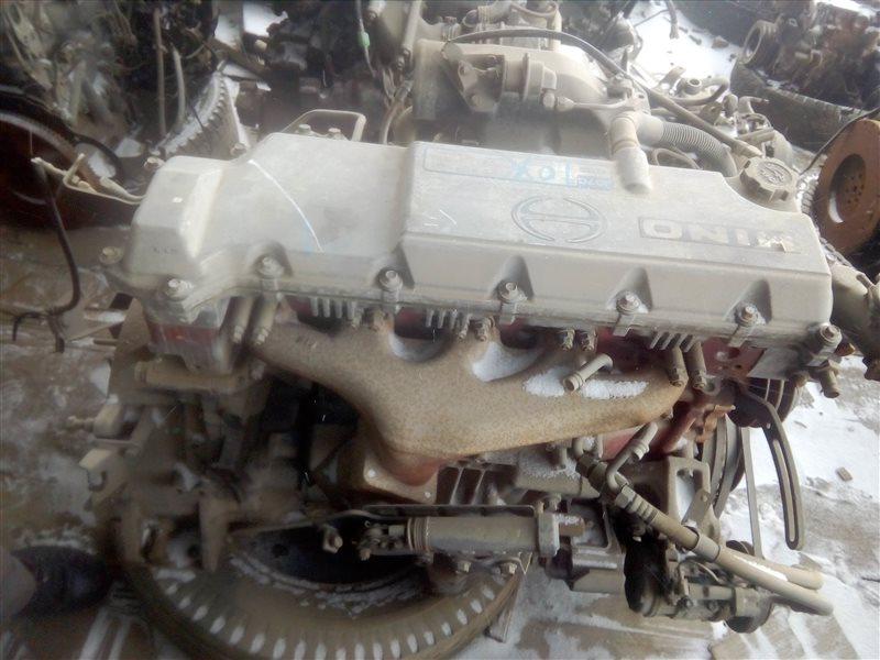 Двигатель Hino Ranger FC3JJA J07C 1995
