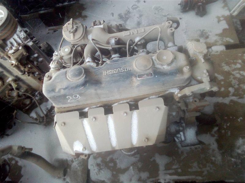 Двигатель Mitsubishi Canter FE667EV 4D34 2000