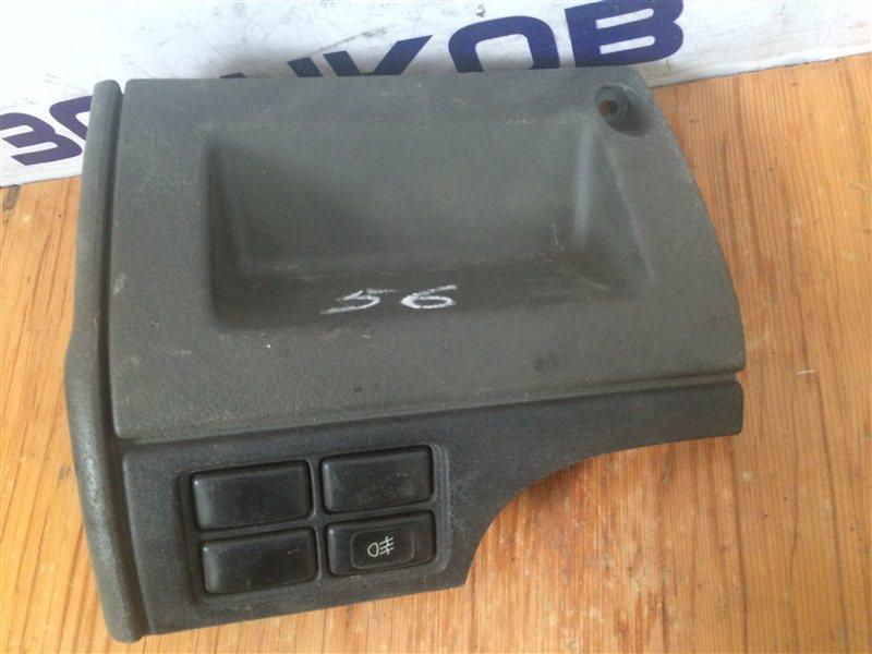 Пластик салона Nissan Diesel MK211H FE6 1997