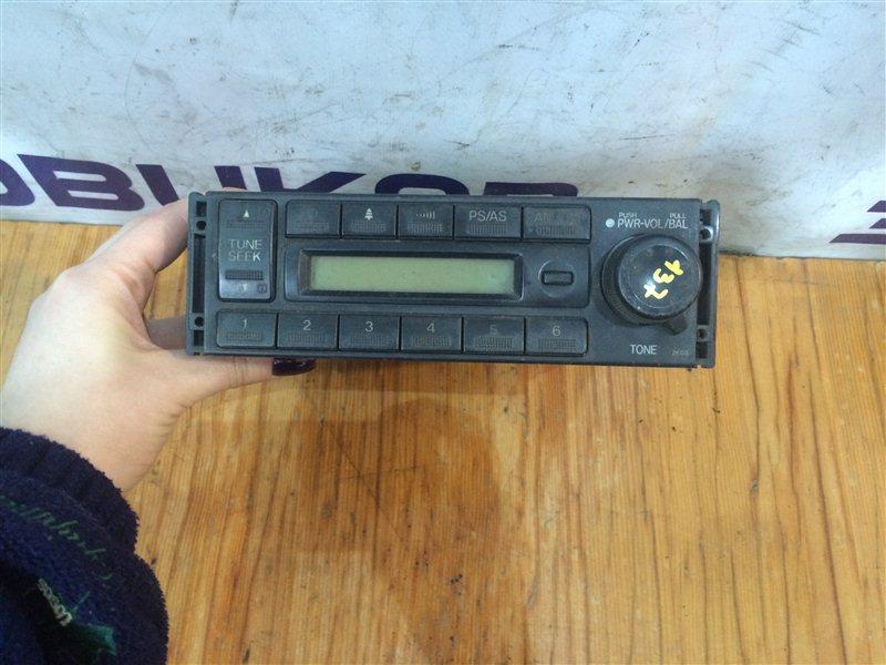 Магнитофон Mazda Titan WH63G 4HG1 2003