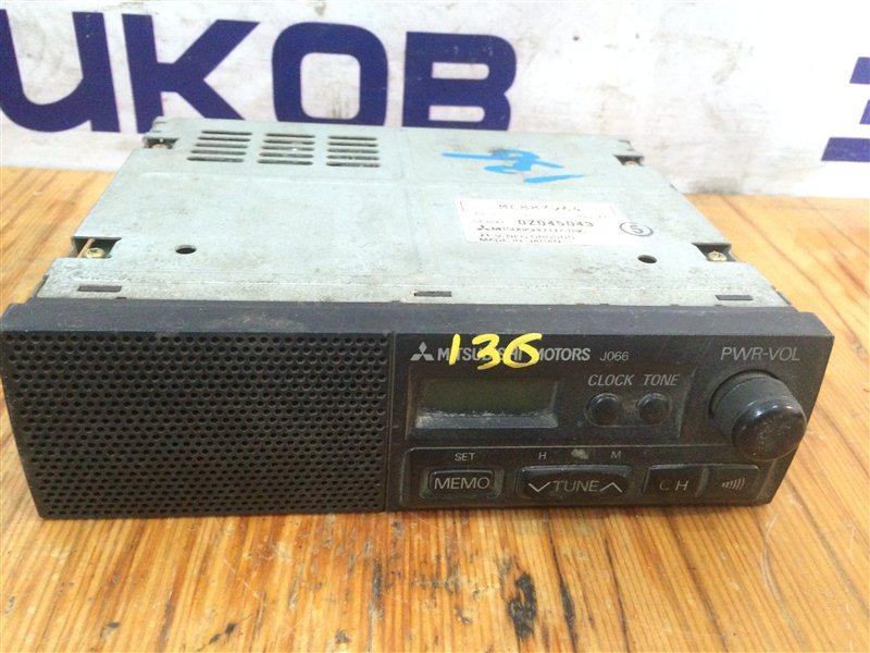 Магнитофон Mitsubishi Canter FE63EEV 4M51 2001