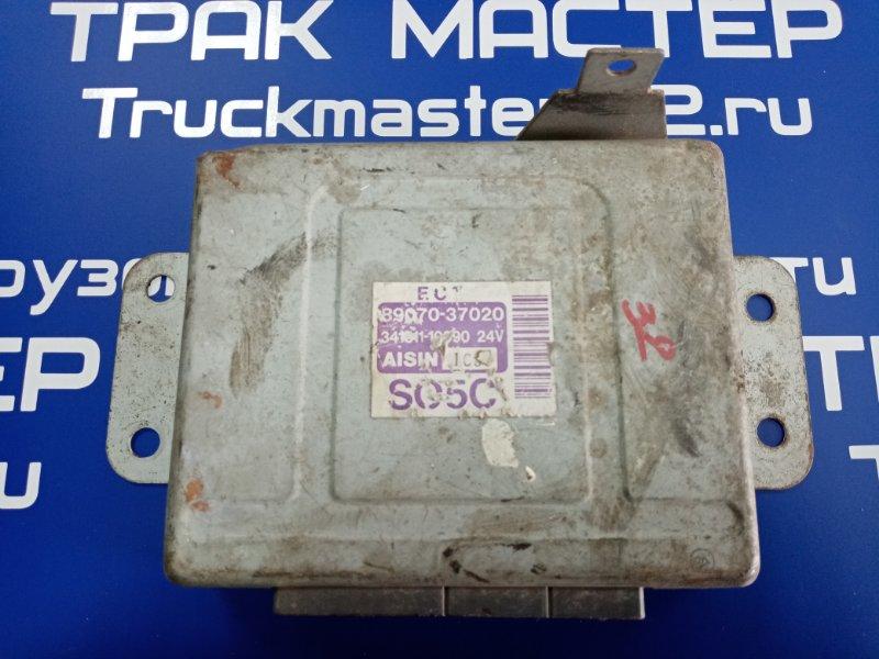 Блок управления акпп Toyota Toyoace XZU307 S05C 2001