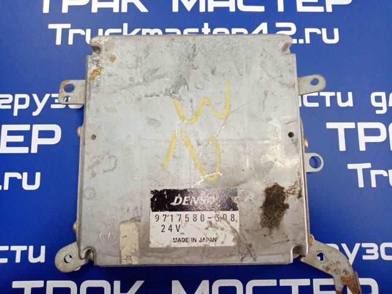 Блок управления efi Toyota Toyoace XZU307 S05C 2001