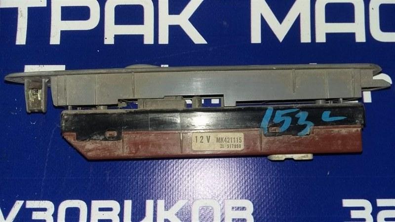Кнопка стеклоподьемника Mitsubishi Canter FB70ABX 4M40 2004 передняя левая