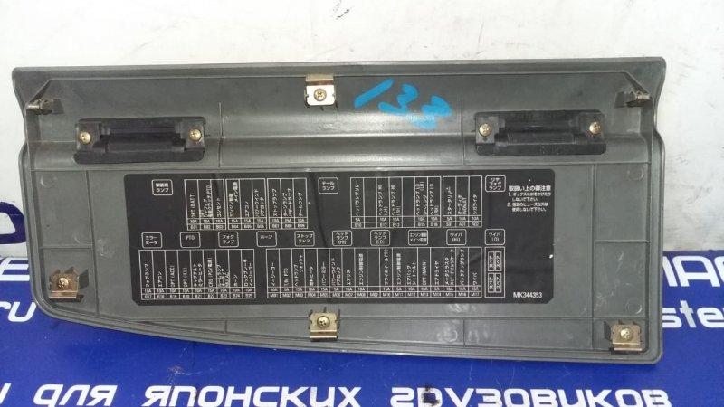 Крышка блока предохранителей Mitsubishi Fuso FK61FK 6M60T 2000