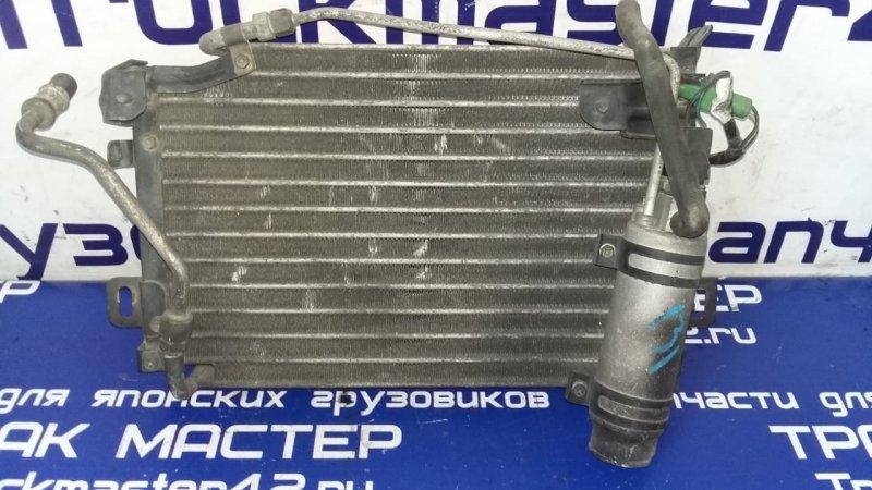 Радиатор кондиционера (испаритель) Mazda Titan WGLAN SL 1993