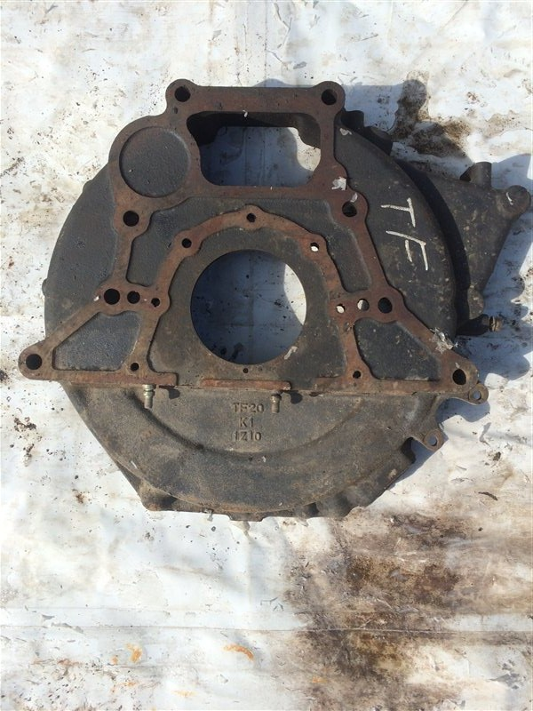 Лобовина двигателя Mazda Titan WGH TF задняя