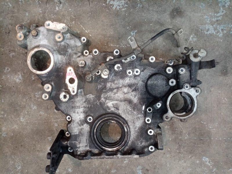 Крышка двигателя Hino Profia FR P11C передняя